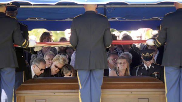 Memorial Day - Military Funeral