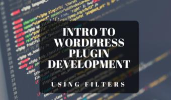 WordPress Plugin Use Filters