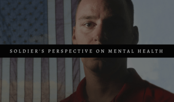 Soldier's perspective on Mental Health