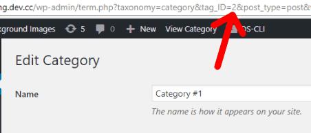 FindCategoryID
